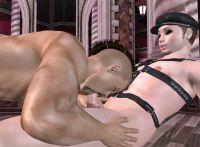 3D Gay Villa game review