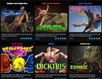 Gay sex online games